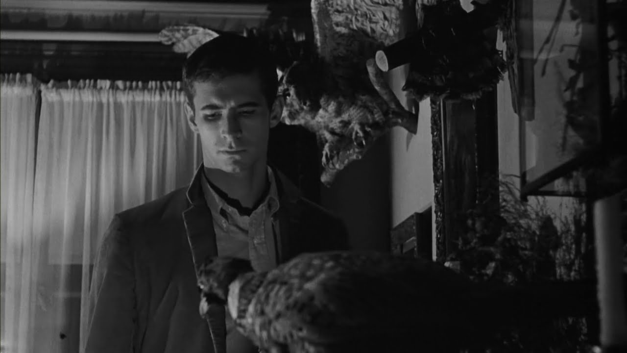 norman bates two lives within a soul essay Two forms of cinematic modernism: by norman bates they must do it within the accepted forms of realistic, story.