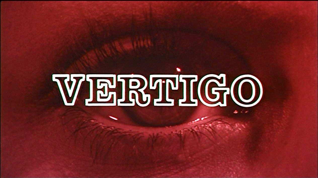 Vertigo 1958 Hitchcock