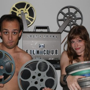 Lost and Found Film Club at Spectacle