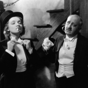 Sternberg and Dietrich: Vamping The Dream